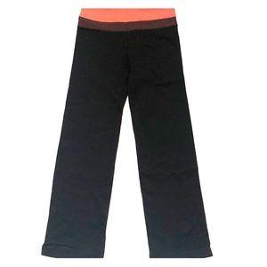 Black Lululemon Grove Pants/Capris Sz. 2